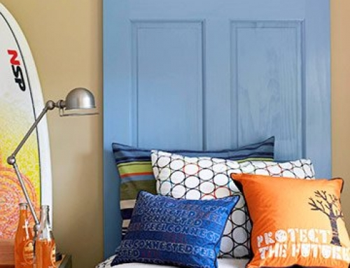Decorating Magic with Paint