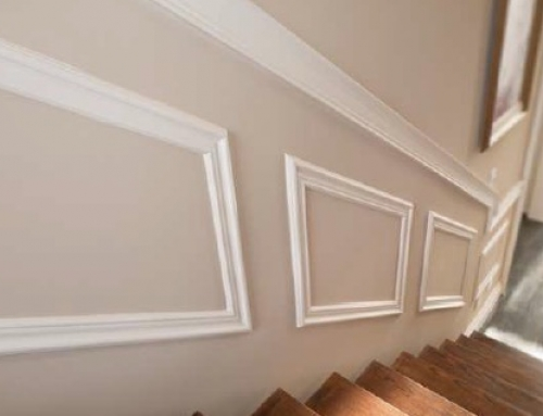 Wood Trim, Molding and Faux Painting: Architectural Details Make the Difference
